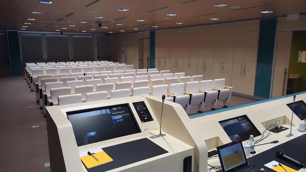 Installazione impianti congressuali Milano
