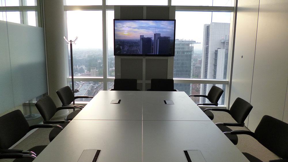 Impianti per sale riunioni Milano